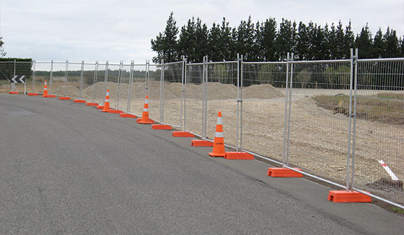 civil-works-temp-fencing